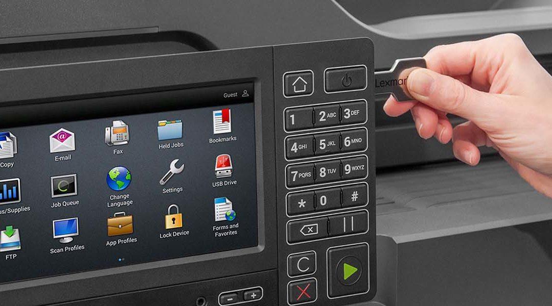 Lexmark z rešitvijo MFP Kiosk odpravlja ozka grla v državnih uradih