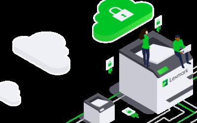 Storitve Lexmark Cloud Services prejele nagrado 2019 Pick Award