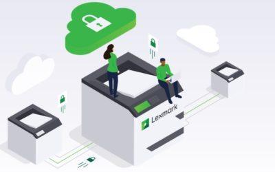 Lexmark z oblačno tiskalniško infrastrukturo kot storitev