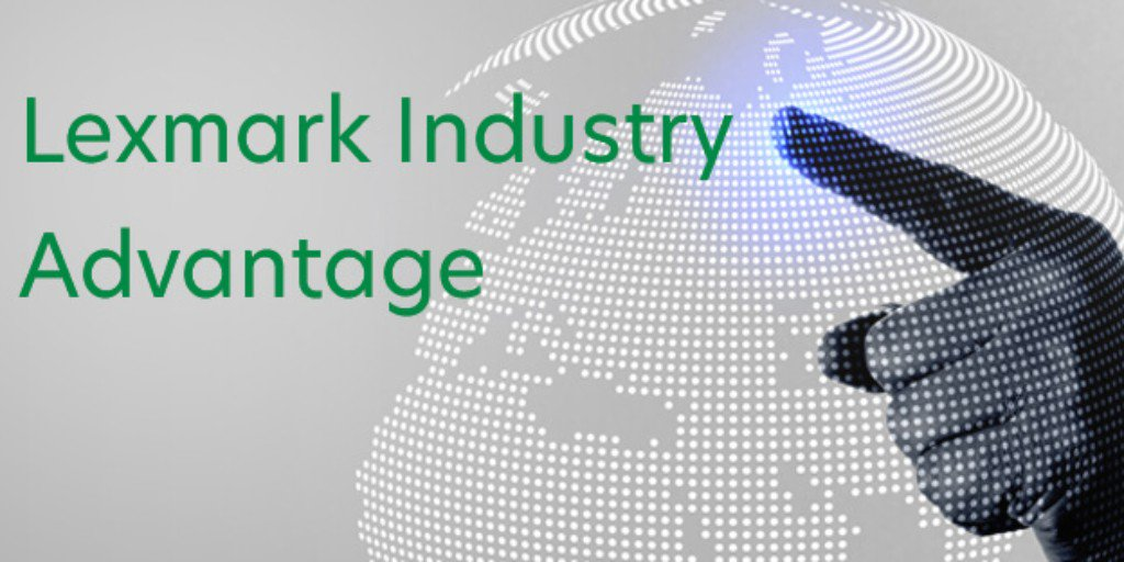 Lexmark Industry Advantage partnerjem prinaša strokovna znanja
