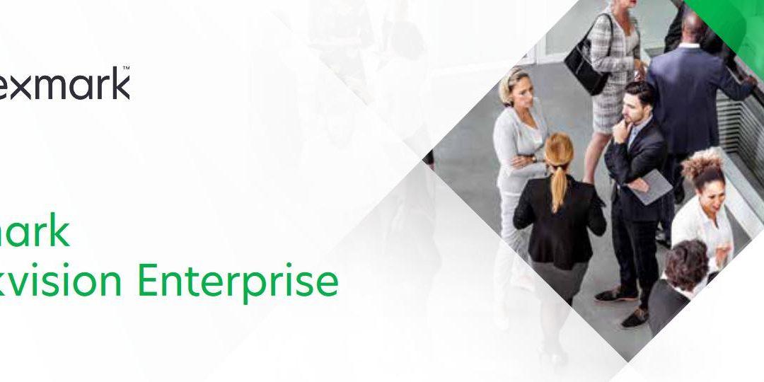 Lexmark predstavil Markvision Enterprise 4.0 – napredno rešitev za upravljanje tiskalniške flote